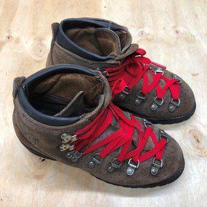 Women's Vasque Vintage Hiking Brown Leather  Siz 5